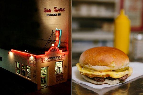 Texas Tavern Best Burger Roanoke
