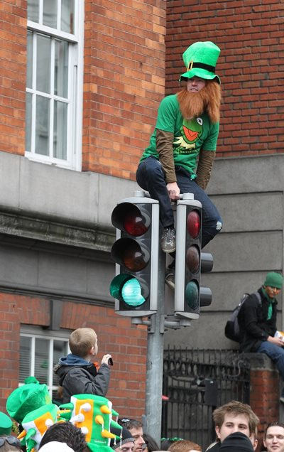 Roanoke St. Patrick's Day Parade