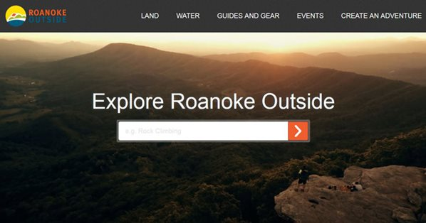 roanoke outside