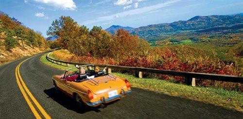 roanoke fall drive