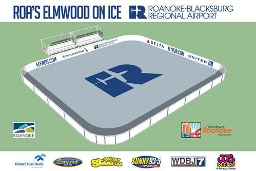 elmwood on ice