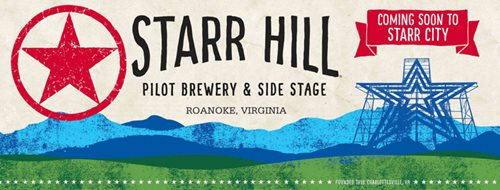 starr hill roanoke brewery craft beer