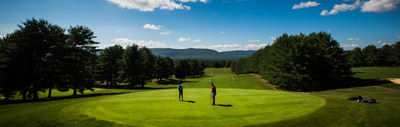 golf roanoke virginia