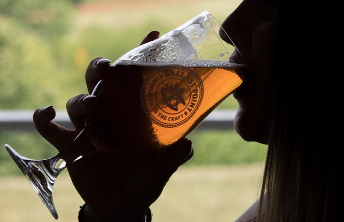 ballast point craft beer east coast