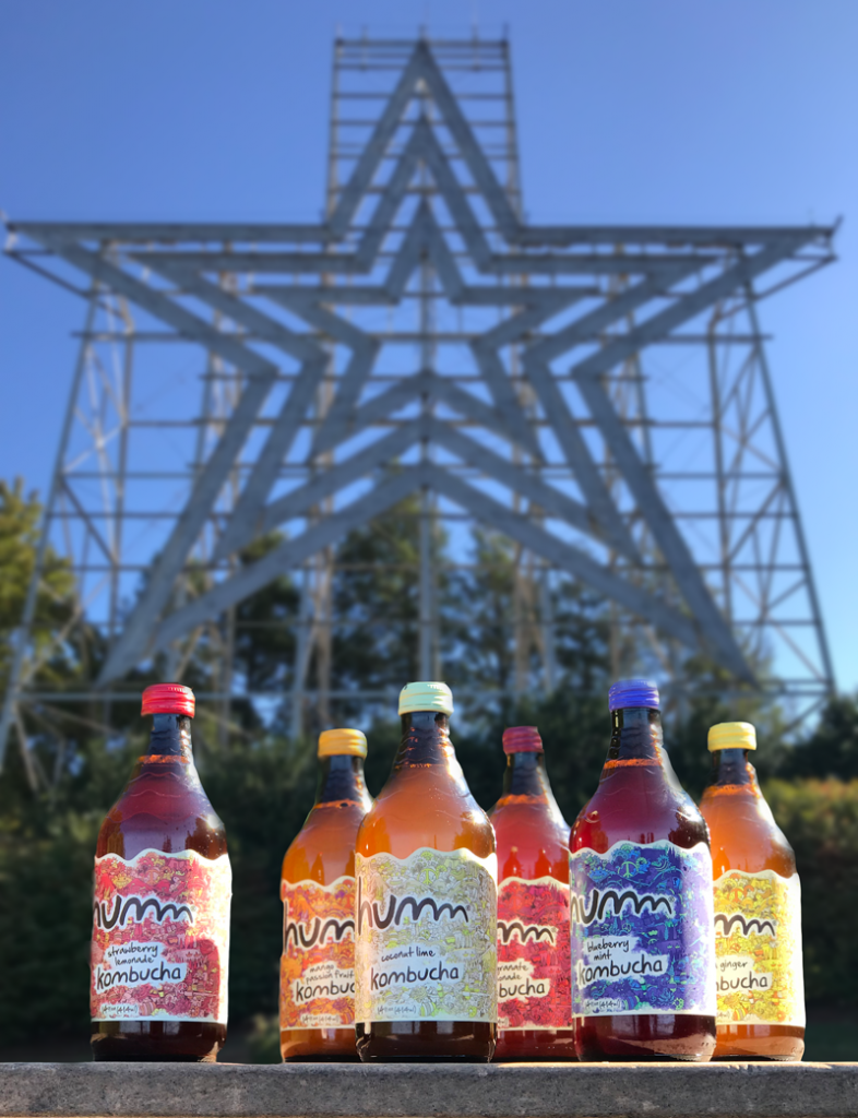 humm kombucha roanoke