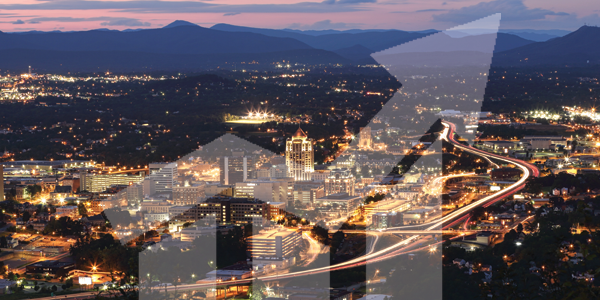 roanoke region job growth