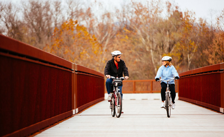 greenway bikes roanoke