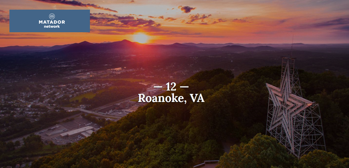 roanoke cool city