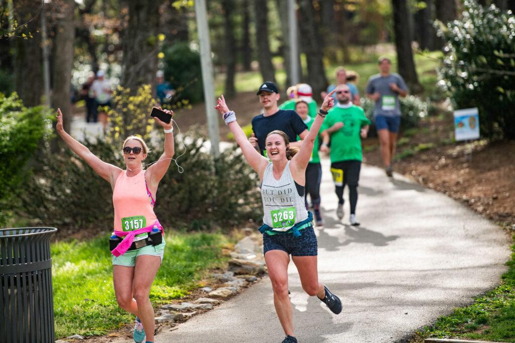 Blue Ridge Marathon Runners 2021